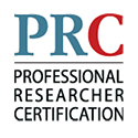 Professional Researcher Certifcation